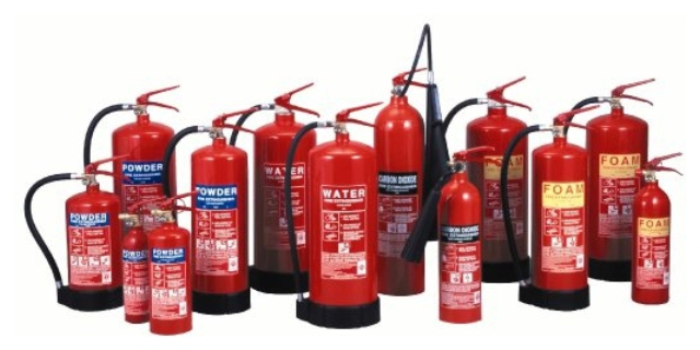 Home Page Slider - Slide FIRE EXTINGUISHER